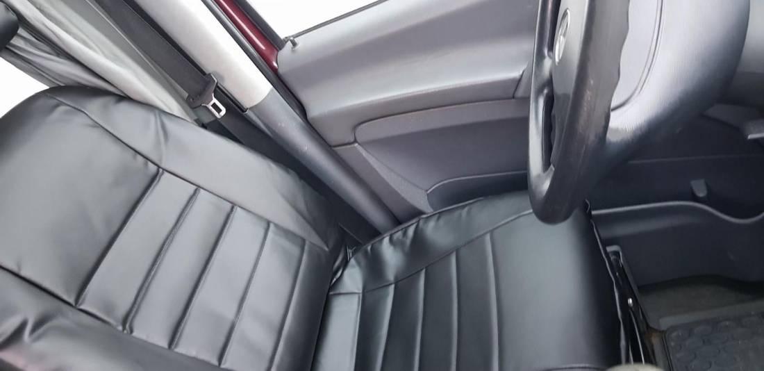 Setetrekk i skinn Ford Transit 2014->+ 1+2