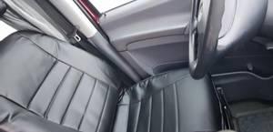 Bilde av Setetrekk i skinn Ford Transit 2014->+ 1+2