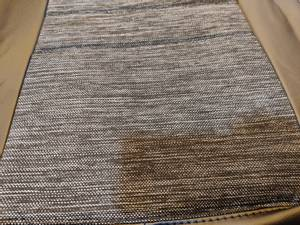 Bilde av Setetrekk i skinn og stoff Transporter T5 1+2