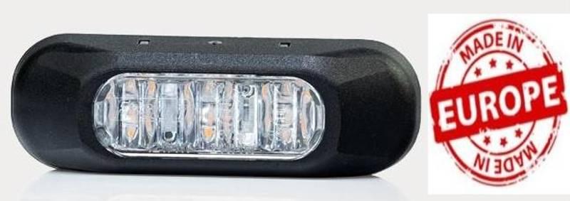 VARSELLYS 3 LED  EMC R10 E Merket